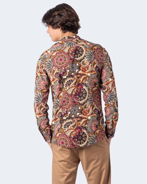 Hydra Clothing Camicia manica lunga FANTASIA 4319Q - 2