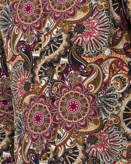 Hydra Clothing Camicia manica lunga FANTASIA 4319Q - 3