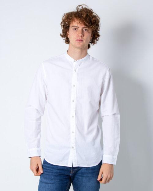 Camicia manica lunga Jack Jones SUMMER BAND SHIRT L/S S20 STS Bianco – 41953