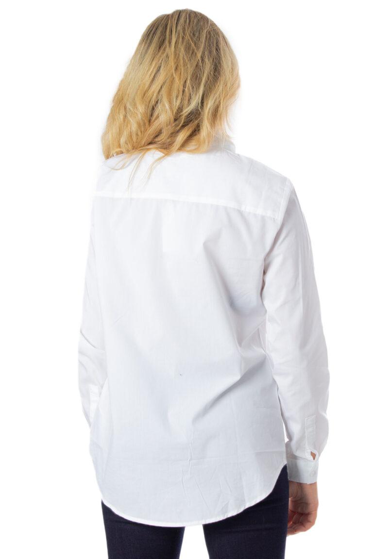 Camicia manica lunga Jacqueline de Yong MIO Bianco - Foto 2