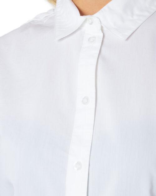 Camicia manica lunga Jacqueline de Yong MIO Bianco - Foto 3