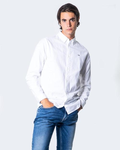 Tommy Hilfiger Camicia manica lunga OXFORD STRETCH DM0DM06562 - 1