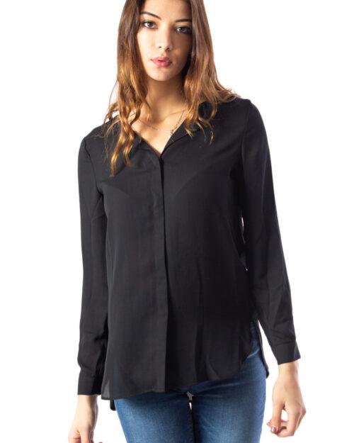 Bluse manica lunga Vila Clothes LUCY Nero – 24918