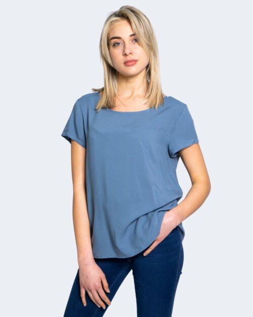 T-shirt Only FIRST ONE Indigo - Foto 1