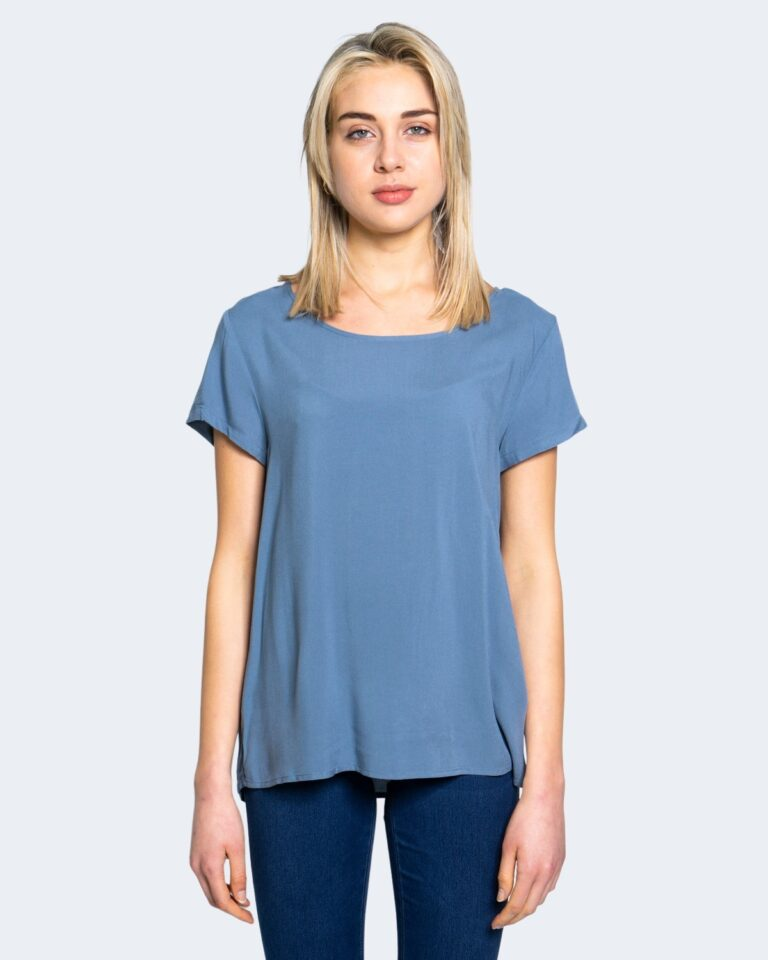 T-shirt Only FIRST ONE Indigo - Foto 2