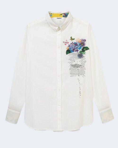 Camicia manica lunga Desigual AMAZONAS Bianco – 65763