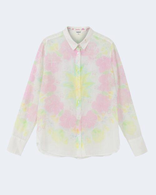 Camicia manica lunga Desigual YUKON Bianco - Foto 1