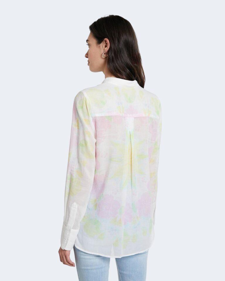Camicia manica lunga Desigual YUKON Bianco - Foto 4