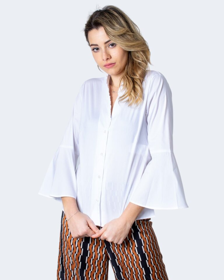 Camicia manica lunga Emme Marella DOMUS Bianco - Foto 1