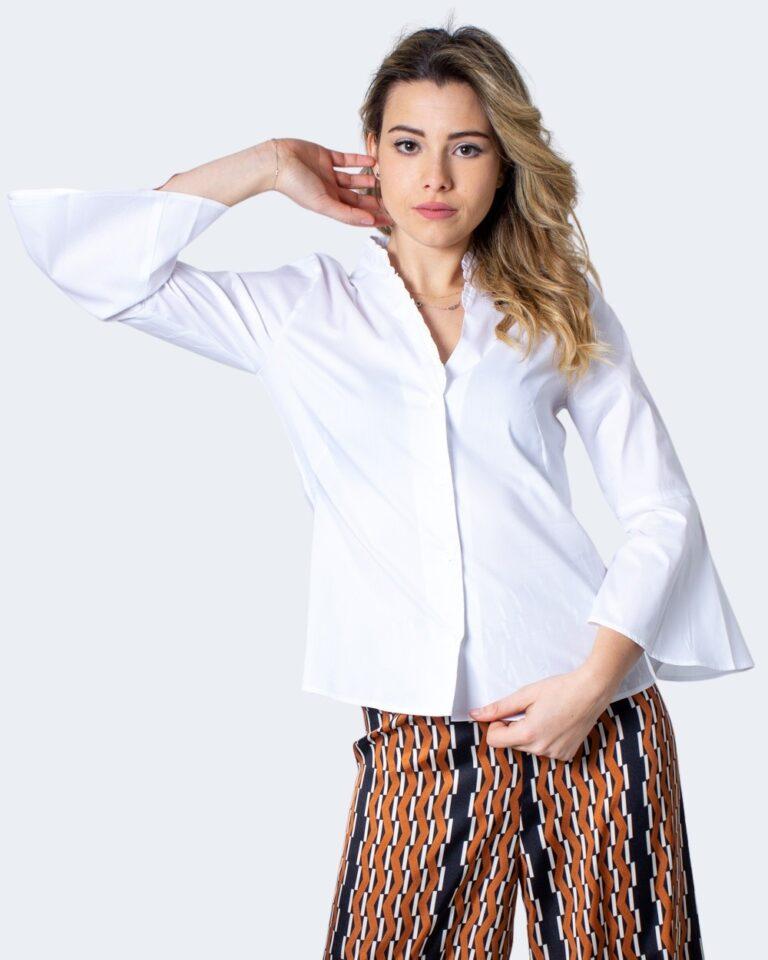 Camicia manica lunga Emme Marella DOMUS Bianco - Foto 2