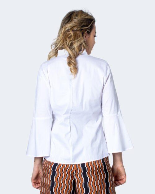 Camicia manica lunga Emme Marella DOMUS Bianco - Foto 3