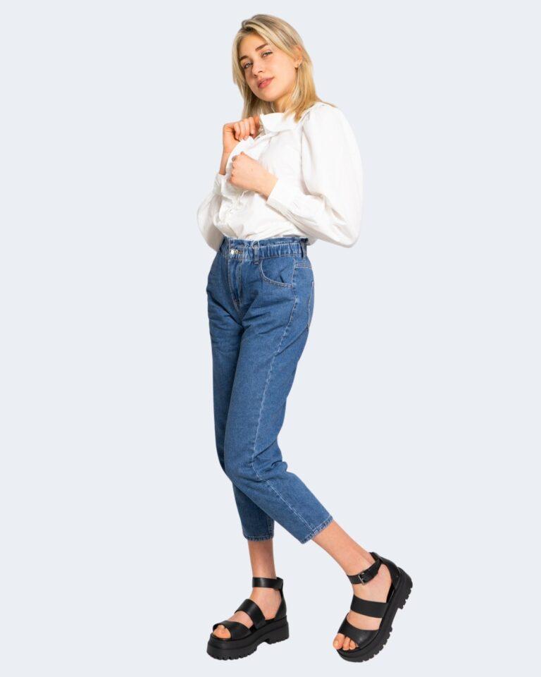 Camicia manica lunga Only GWENDA Panna - Foto 2