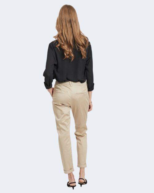 Camicia manica lunga Vila Clothes Lucy Nero – 38376
