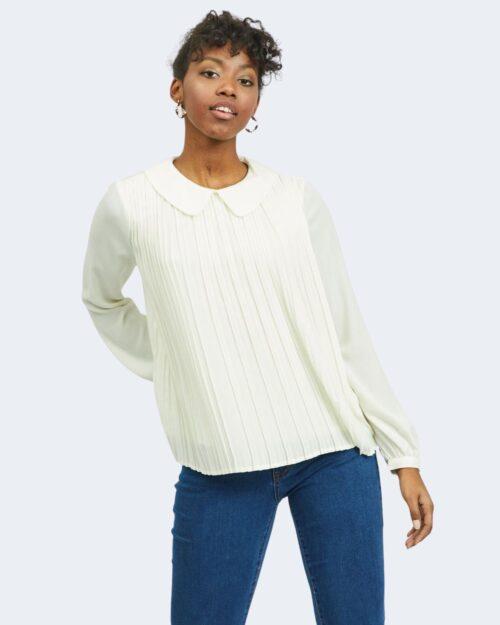 Bluse manica lunga Vila Clothes MEJU Panna – 62978