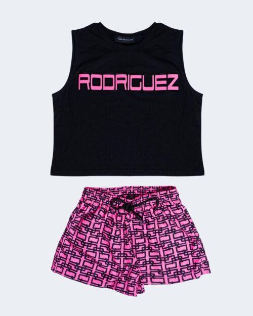 Canotta Diego Rodriguez canotta + shorts Fuxia - Foto 1