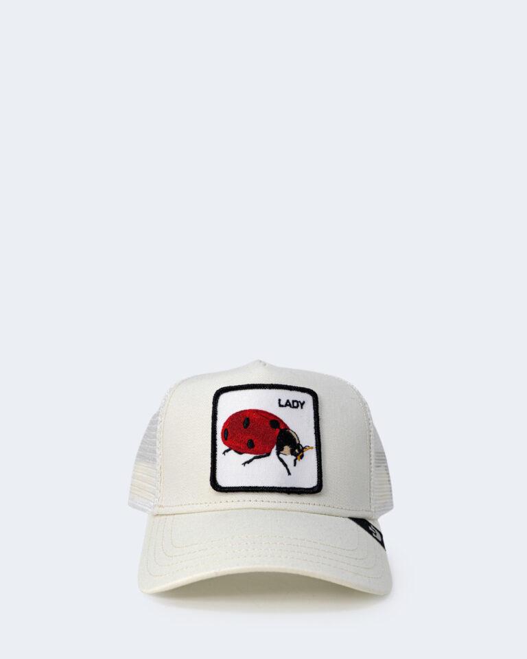 Cappello con visiera GOORIN BROS COCCINELLA Bianco - Foto 1