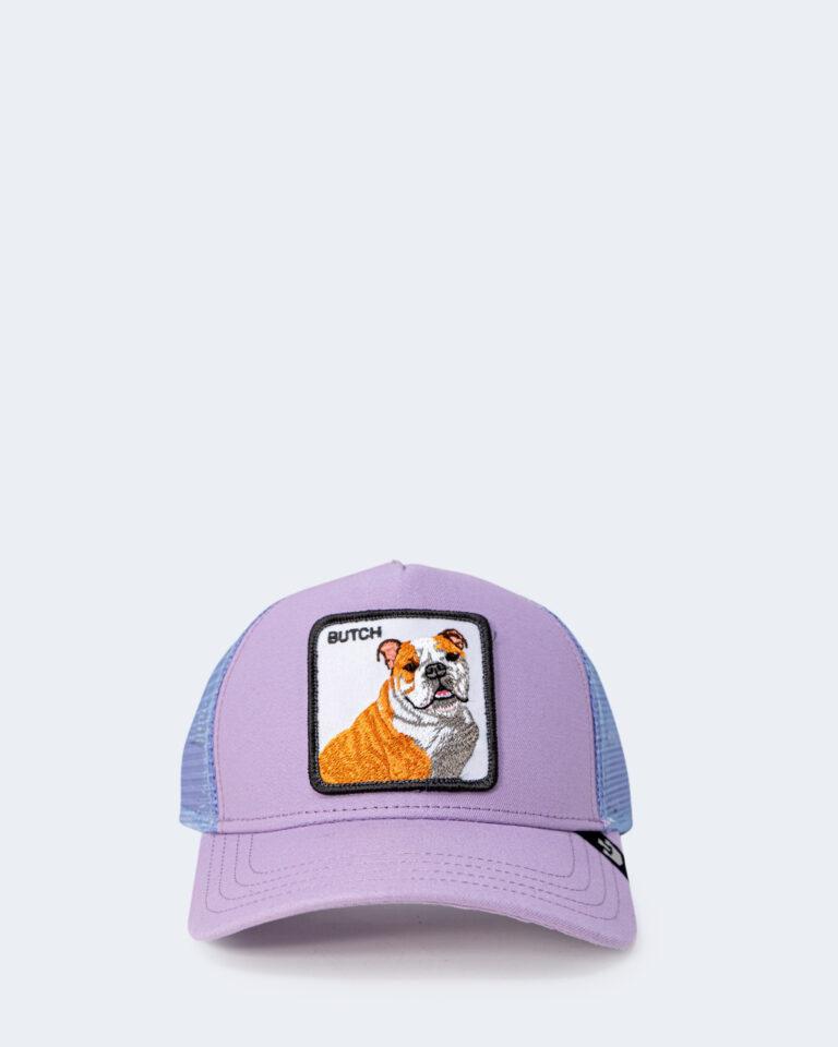 Cappello con visiera GOORIN BROS CANE Lilla - Foto 1