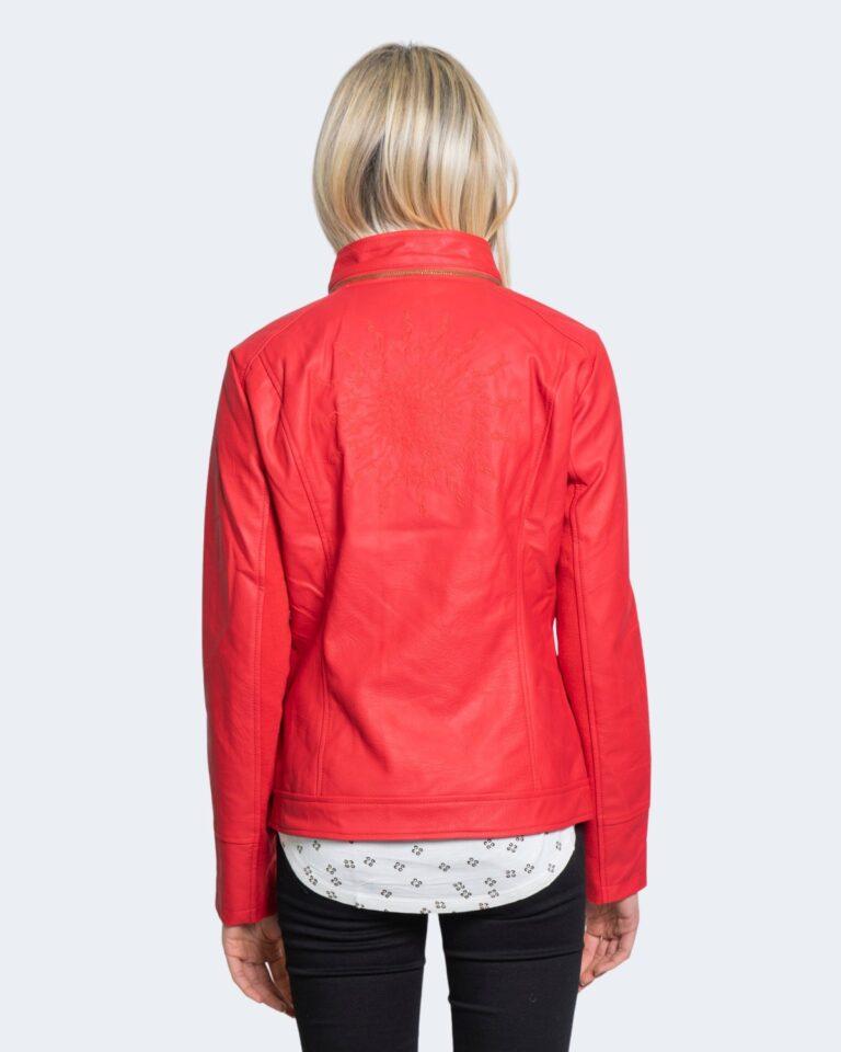 Giacchetto Desigual OSLO Rosso - Foto 3