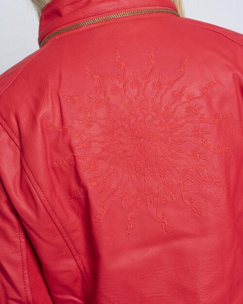 Giacchetto Desigual OSLO Rosso - Foto 4