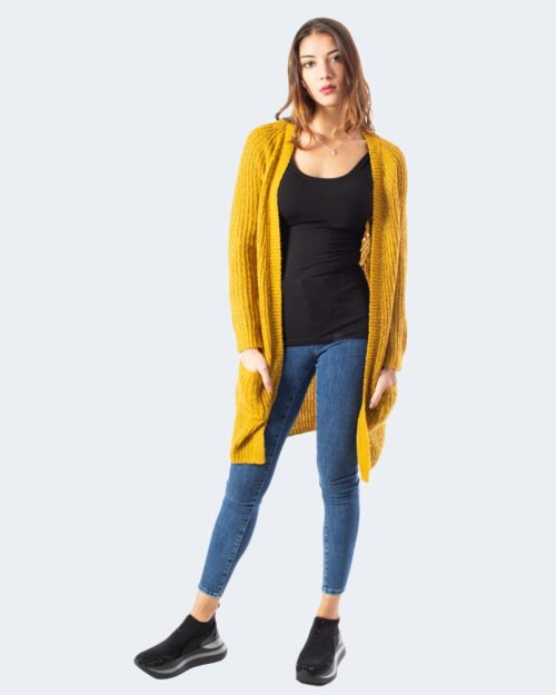 Cardigan Only Bernice L/S Knt Noos Oro – 36688