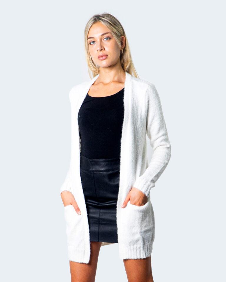 Cardigan Vila Clothes FEAMI Bianco - Foto 1