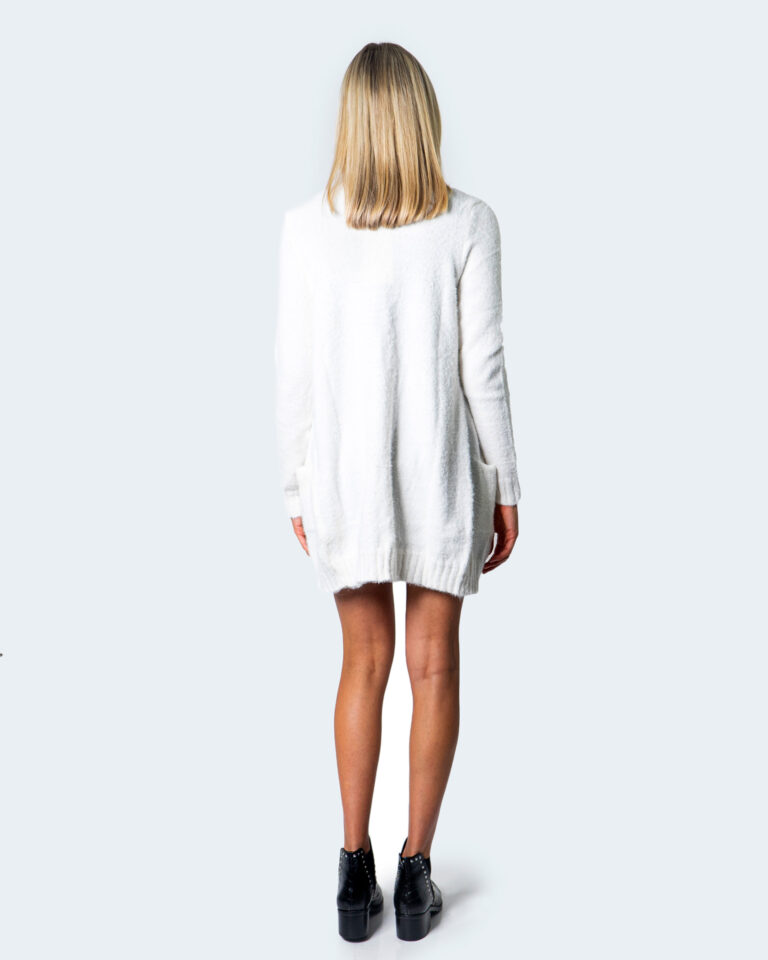 Cardigan Vila Clothes FEAMI Bianco - Foto 3