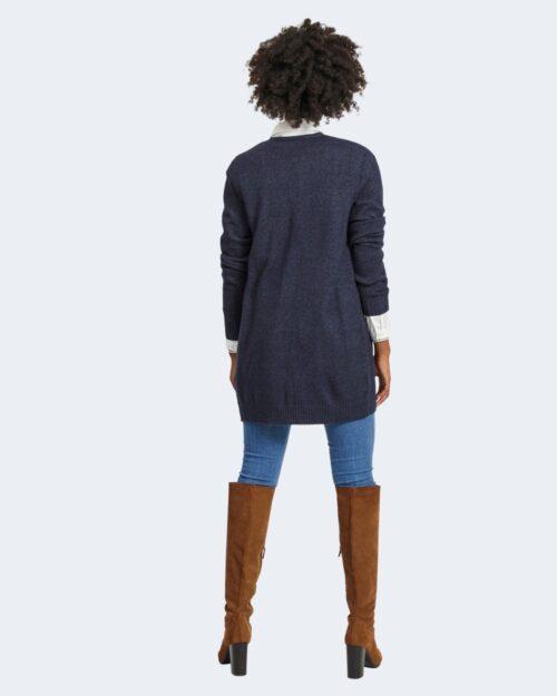 Cardigan Vila Clothes VIRIL Blue scuro – 24920