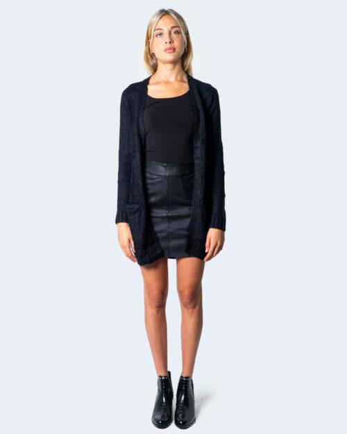 Cardigan Vila Clothes FEAMI Nero – 55027