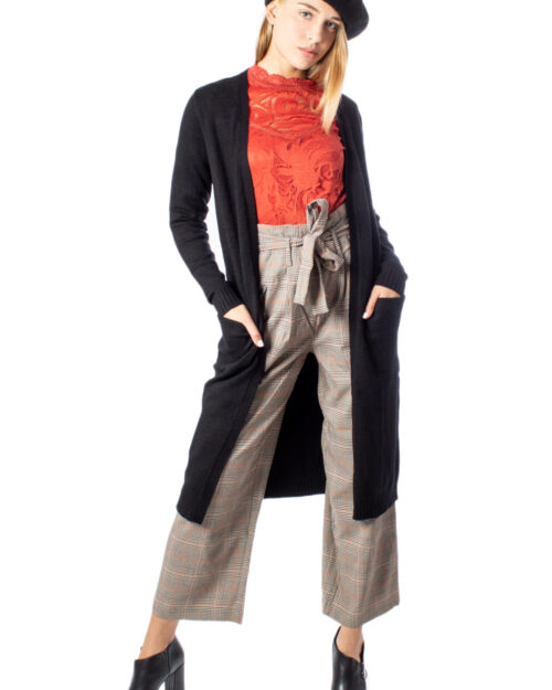 Cardigan Vila Clothes VIRIL Nero – 28092