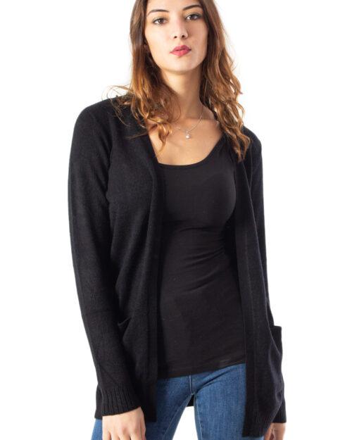 Cardigan Vila Clothes VIRIL Nero – 24920