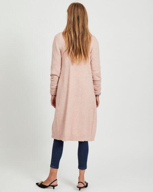 Cardigan Vila Clothes VIRIL Rosa – 28092