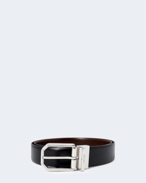 Cinta Calvin Klein TWO-FINISH Nero – 64770