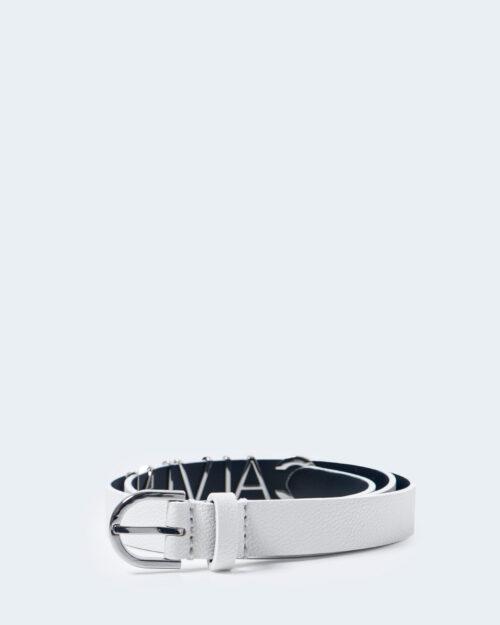 Cinta Calvin Klein ROUND BUCKLE BELT 20MM Bianco – 58725