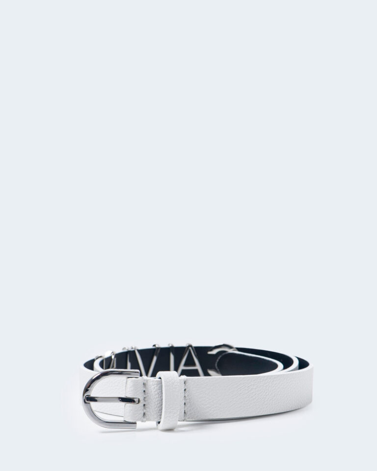 Cinta Calvin Klein ROUND BUCKLE BELT 20MM Bianco - Foto 1