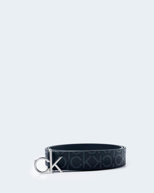 Cinta Calvin Klein FIXED BUCKLE LOGO BELT Nero – 54821