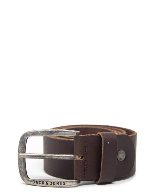 Cinta Jack Jones Paul Leather Belt Noos Caffe' – 38260