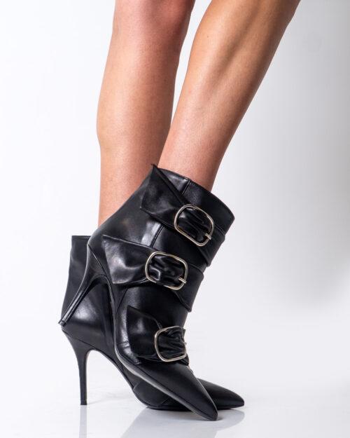 Scarpe con tacco Aniye By NITA BOOTS Nero – 52935