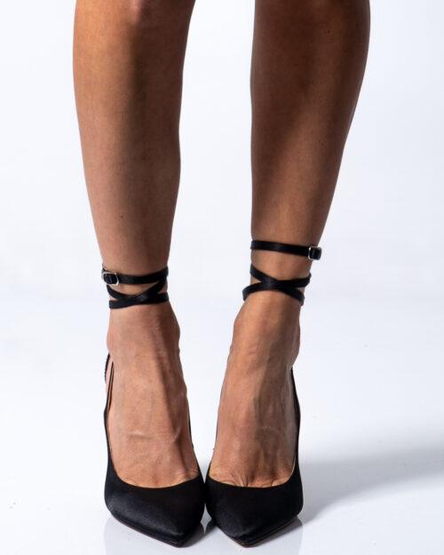 Scarpe con tacco Rinascimento CON LACCIO Nero – 42616