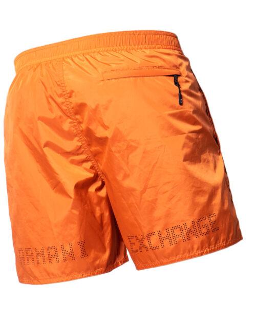 Costume da bagno Armani Exchange Boxer Beachwear Arancione – 51524