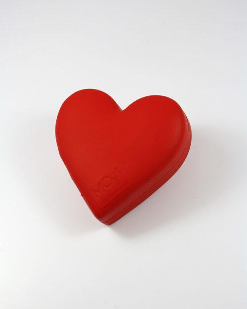 Powerbank Mojipower POWER BANK HEART Rosso – 42494