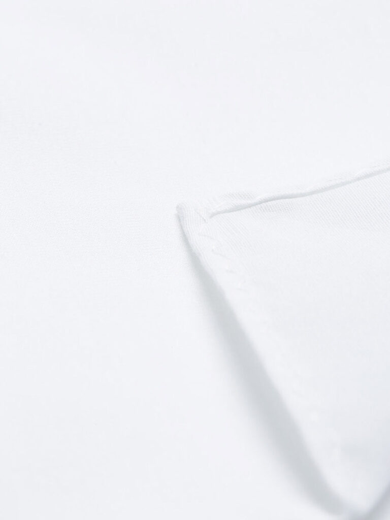 Cravatta Jack Jones NOOS HANKIE FAZZOLETTO DA TASCHINO Bianco - Foto 2