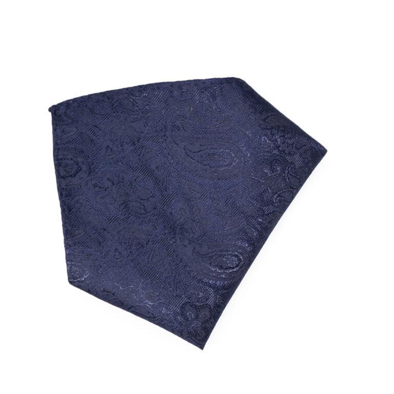 Cravatta Jack Jones NOOS HANKIE FAZZOLETTO DA TASCHINO Blu - Foto 1