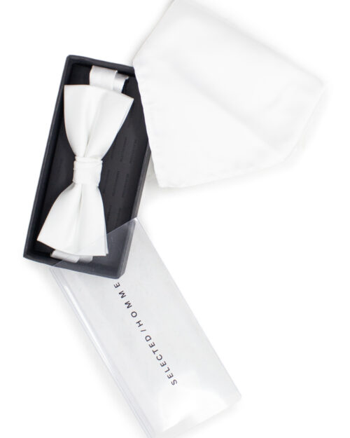 Papillon Selected Night Bowtie Noos B Bianco – 38586