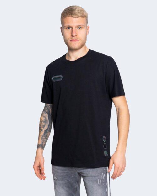 T-shirt Disclaimer  Giallo fluo – 66465