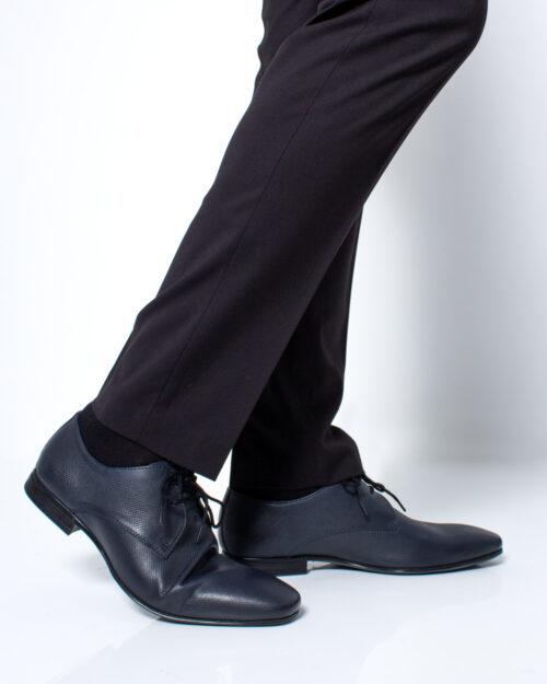 Scarpe eleganti Antony Morato Derby Classico Blue scuro – 40611