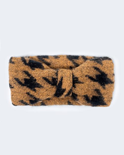 Fascia Pieces RON HEADBAND ANIMAL BOX BC Marrone – 59402