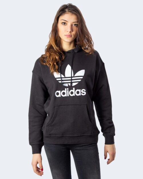 Felpa con cappuccio Adidas TRF HOODY Nero – 51472