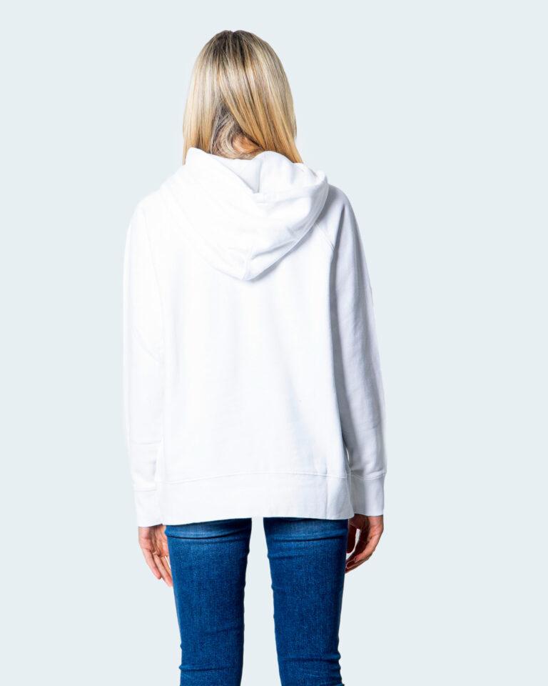 Felpa con cappuccio Levi's® GRAPHIC Bianco - Foto 2