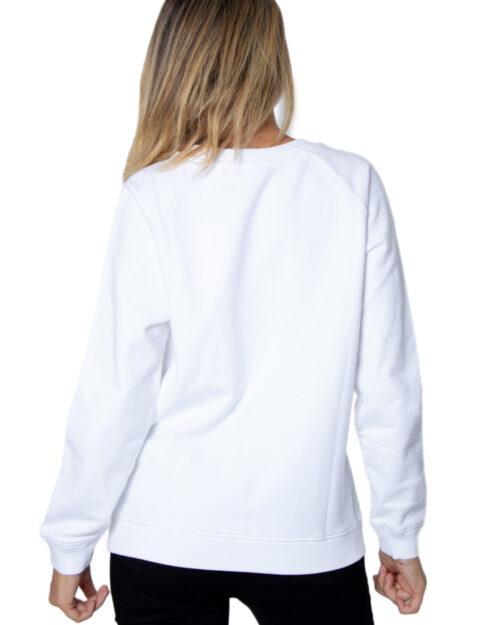 Felpa senza cappuccio Levi's® RELAXED GRAPHIC CREW Bianco – 22366