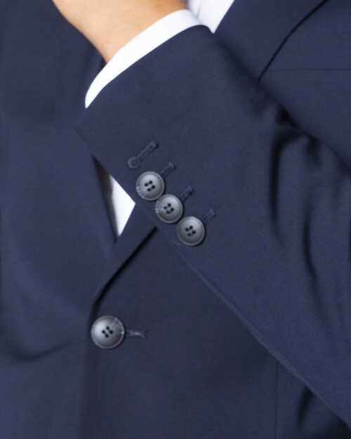 Giacca Antony Morato Slim Bonnie Blu - Foto 4
